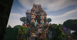 PvP Spawn Minecraft Map & Project