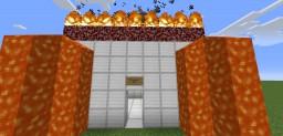 Firestorm Hero Vanilla MC 1.10 Minecraft Map & Project