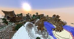 Build at Night - A True No Donation Server Minecraft Server