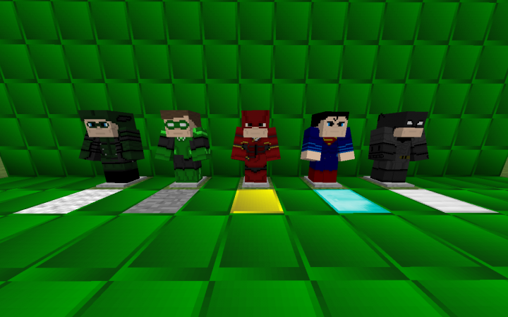 justice league crisis resource pack updated minecraft