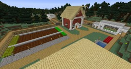 Wheat Clicker Minecraft Map & Project
