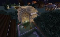 8 Serenity Avenue // Build Minecraft Project