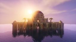 """Poseidon's"" Temple Minecraft Map & Project"