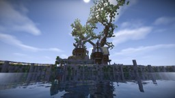 """The Forgotten build"" Minecraft Project"