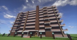 Apartment Minecraft Map & Project
