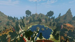 Overgrown - Annihilation Map for Shotbow (Proposal) Minecraft
