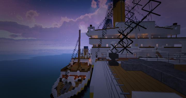 Onboard RMS Titanic