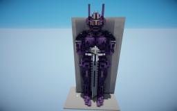 robot ,cyborg Minecraft Map & Project