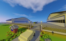 Andrews Air Force Base Minecraft Project