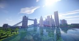 Minecraft Ultra Modern City!