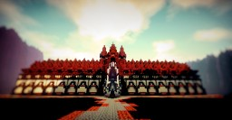 Underworld Castle Minecraft Map & Project