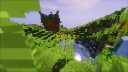 The Fishers Waterfall Minecraft Map & Project