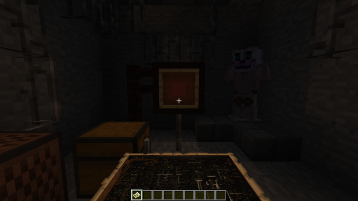 [Minecraft 1.10.2]FIve Nights At Freddy's Sister Location