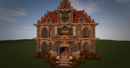 French Mansion Reforged #WeAreConquest Minecraft Map & Project