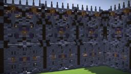 Wall Design Schematics [Modular] Minecraft Map & Project