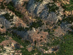 A Glimpse of Insanity (20K Factions map) Minecraft Map & Project