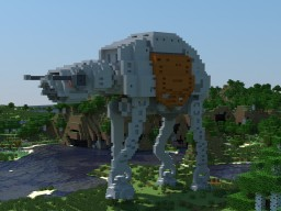 AT ACT STAR WARS -  ROGUE ONE Minecraft Project