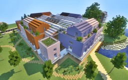 Residential Complex ! :) Minecraft Project