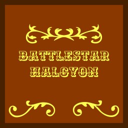 Battlestar Halcyon (Edited) Minecraft Map & Project