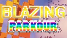 Blazing Parkour! (Dedicated to PrestonPlayz) Minecraft Map & Project
