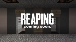 The Reaping, a narrative driven adventure map Minecraft