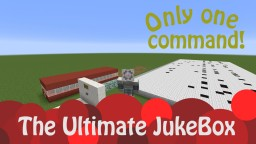 The Ultimate JukeBox! Minecraft Map & Project