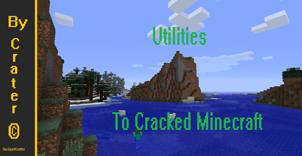 Utilities To Cracked Minecraft Minecraft Project