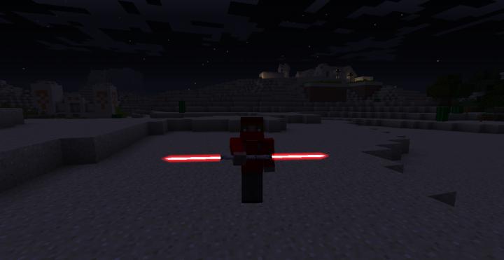 Darth Mauls lightsaber