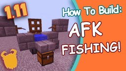 WorKing! AFK Fish Farm (WORKS IN SKYBLOCK!) -1.11!! Minecraft Blog Post