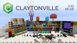 ClaytonVille Minecraft Texture Pack