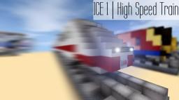 DB ICE 1 Minecraft Map & Project
