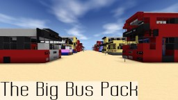 Big Bus Pack Minecraft Map & Project