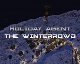 Holiday Agent: The Winterrowd Minecraft Map & Project