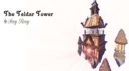 The Teldar Tower [Megabuid] Minecraft Map & Project