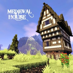 Late Medieval House Minecraft Project