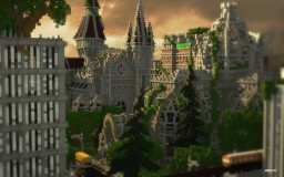 Downtown 2116 Minecraft Project