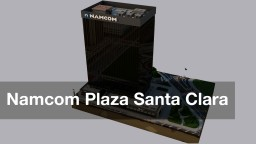 Namcom Plaza | OR Minecraft Project