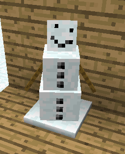 how to get snow in minecraft