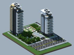Apartment Minecraft Project