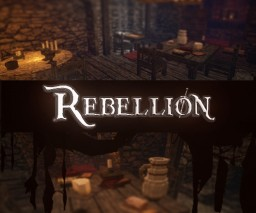 [1.11] Rebellion INACTIVE STAY TUNED Minecraft Texture Pack