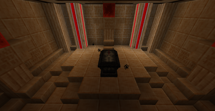 Sith Tomb inside