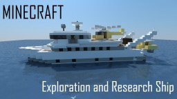 Exploration and Research Ship (full interior)