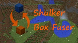 ♦ 1.11 Shulker Box Fuser ♦ Survival Vanilla ♦ Have Infinite Shulker Boxes Inside One Another ♦ Minecraft Map & Project
