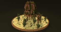 Lemon Desert - Upixel Minecraft Map & Project