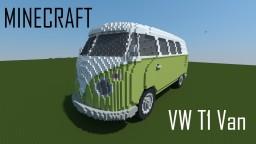 Volkswagen Transporter Van (T1) Minecraft