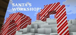 santa's workshop minigame Minecraft Project