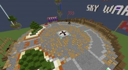 Sky Wars Lobby Minecraft Map & Project