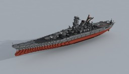 IJN BB Musashi