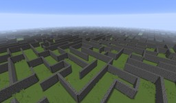 The Biggest Maze in Minecraft Minecraft Map & Project