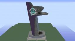 Avengers Tower Minecraft